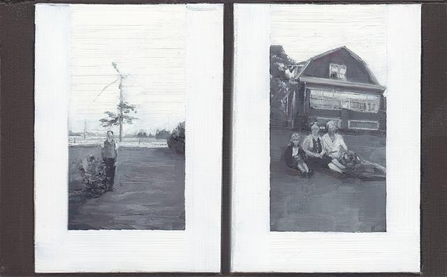 Matthew Schofield, 'Page #6', 2019, Rice Polak Gallery