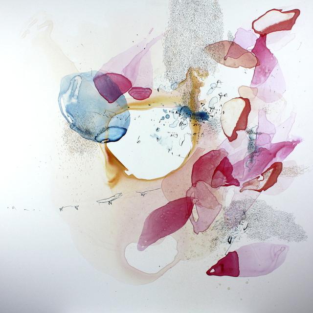, 'Blush Nebula W-2018-4-3,' 2018, Walker Fine Art