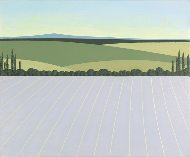 Terence Netter, 'Lavender at Dusk', 2015, Woodward Gallery