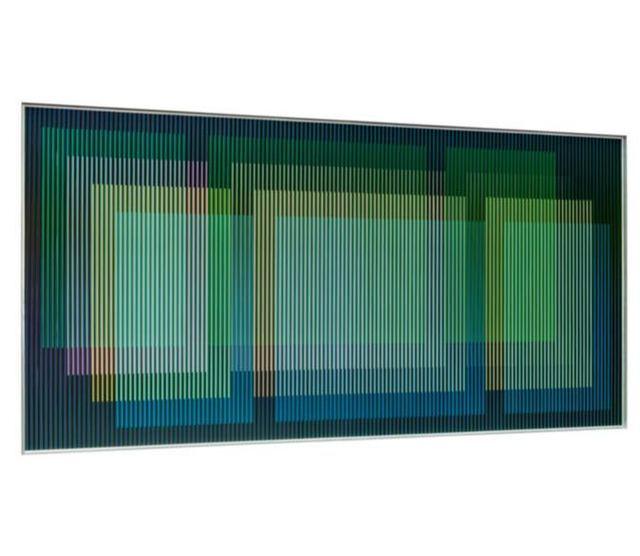 Carlos Cruz-Diez, 'Phisiochromie Panam 217', 2017, Galería Duque Arango
