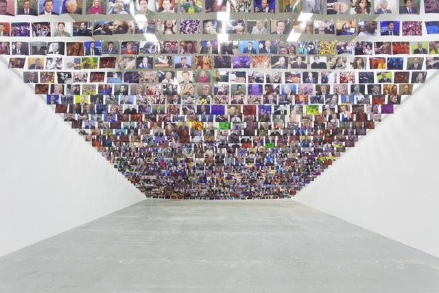 , 'Psychiatrie et cardiologie,' 2016, Galerie Laurent Godin