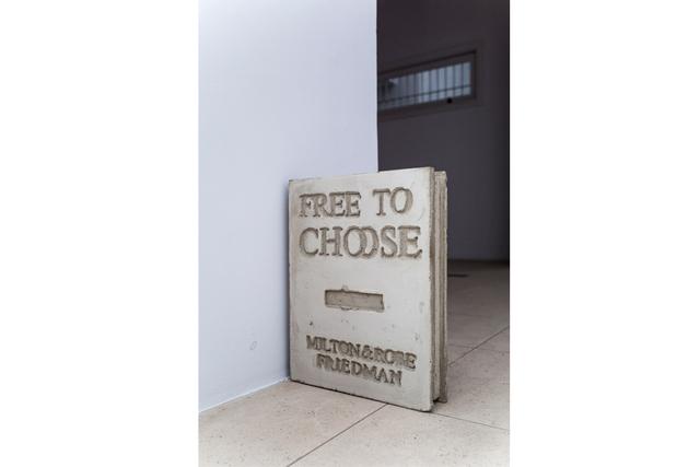 , 'Free to Chose,' 2016, Casa Nova Arte e Cultura Contemporanea