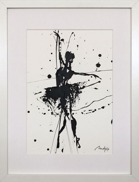 , 'Ballerina No. 8,' 2018, Art Village Gallery