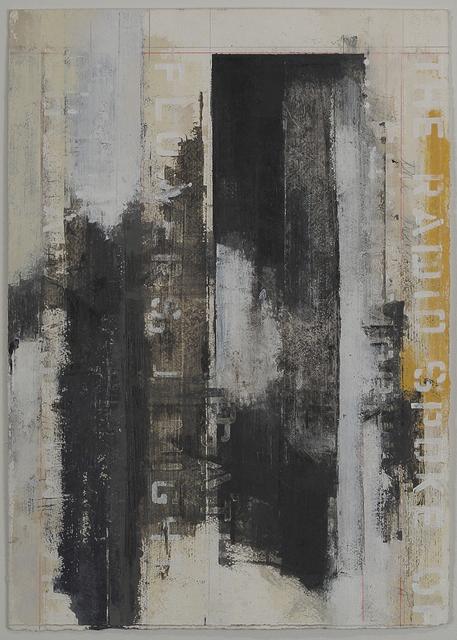 , 'Rachael's Fragments ,' 2018, Adah Rose Gallery