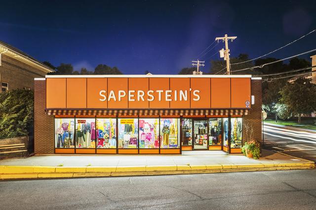 , 'Saperstein's,' 2015, Morgan Lehman Gallery
