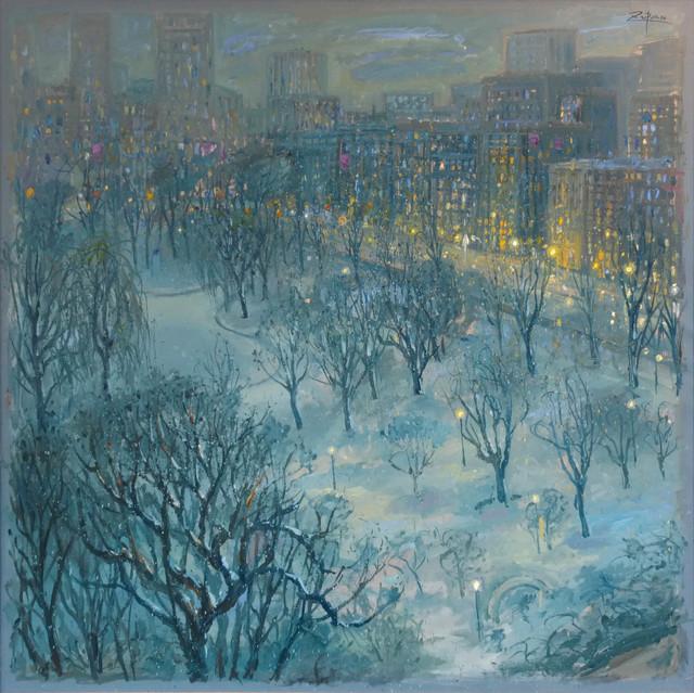 , 'BPG The Silence of Snow,' 2017, Galerie d'Orsay