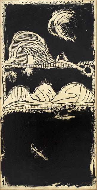 , 'La hutte lapone,' 1976, Galerie Lelong & Co.