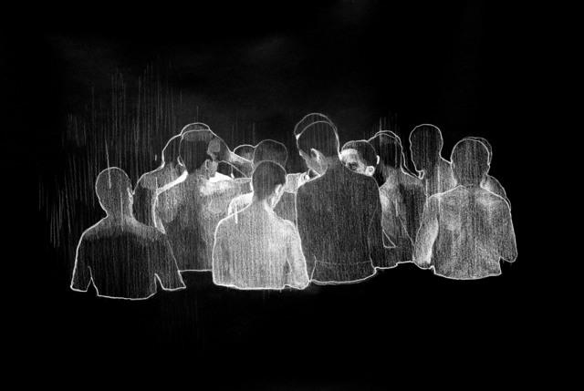 , 'Le rituel,' 2018-2019, L'Atelier 21