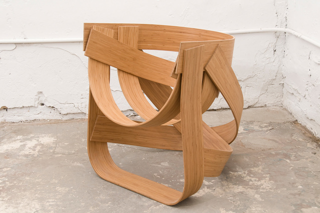 , 'Bamboo Chair,' 2007, Industry Gallery