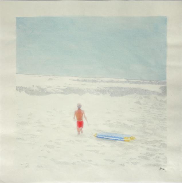 , 'Body Surfer,' 2013, Dubner Moderne