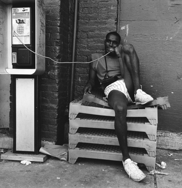 , 'Untitled (Lower West Side Revisited),' 1984-1986, Resource Art