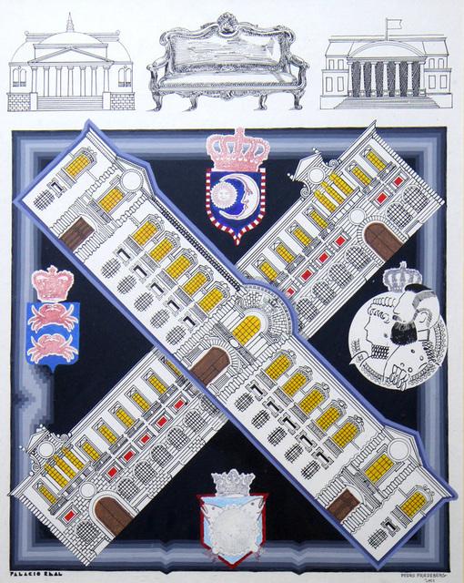 , 'Palacio Real ,' 2001, Ruiz-Healy Art