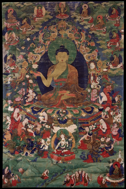 , 'Buddha  Shakyamuni,' 18th century , Rubin Museum of Art