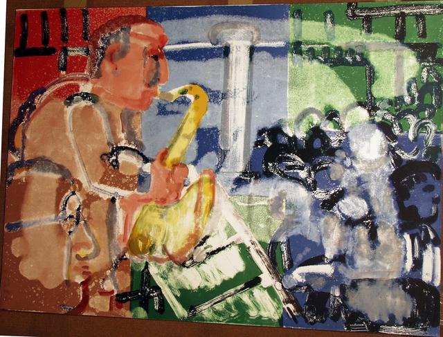 , 'Bopping at Birdland,' 1979, ACA Galleries