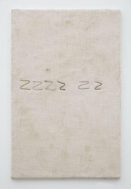 , 'Zs,' 2016, Marianne Boesky Gallery