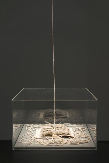 , 'Che tu sia per me il coltello,' 2014, Galleria Massimo Minini