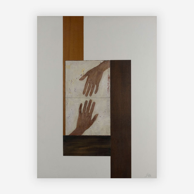 Senen Ubi–a, 'Untitled (Two Hands)', Capsule Gallery Auction