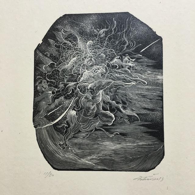 , 'Footsteps,' 2013, Micheko Galerie