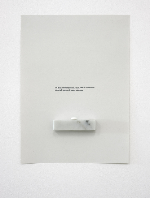 , 'Inside Sculpture,' 2011, Galeria Jaqueline Martins