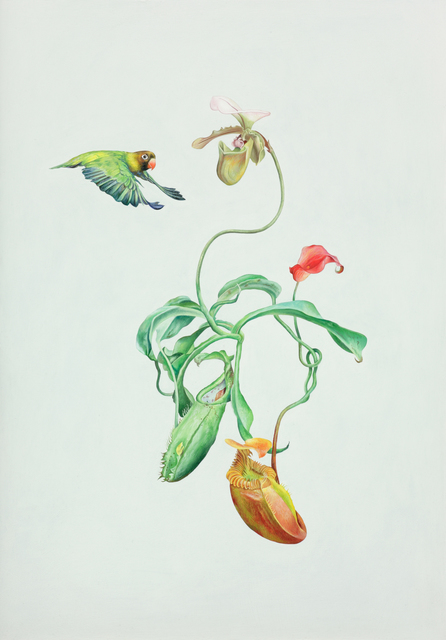 , 'The Love Bird,' 2008, Oliver Sears Gallery
