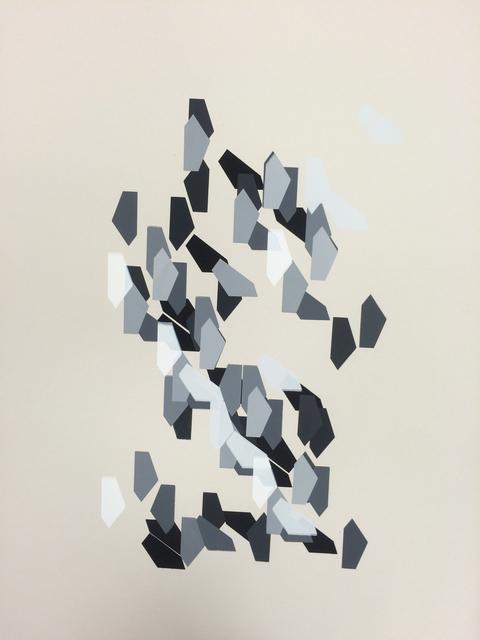 , 'Type 3 (B),' 2015, Galerie Kornfeld
