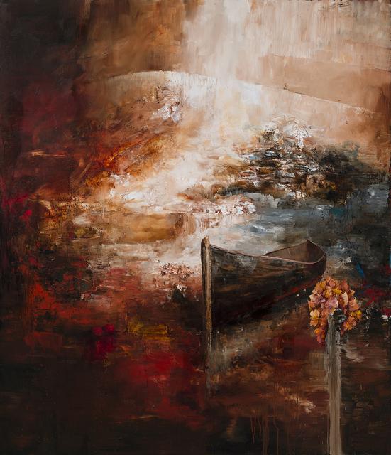 , 'A Rainmaker's Apology,' 2018, Galerie de Bellefeuille
