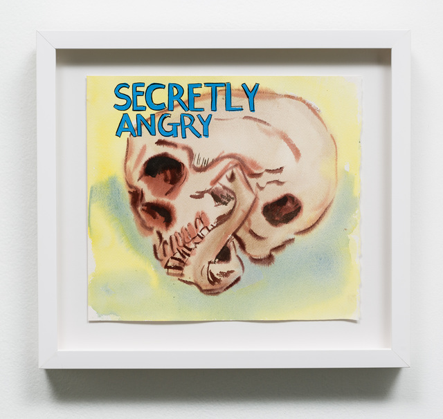 , 'Secretly Angry,' 2015, Charlie James Gallery