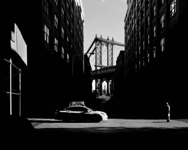 Gabriele Croppi, 'Manhattan Bridge #02', 2009-2014, Photography, Fine art archival giclee print on  cotton paper, Galerie Clara Maria Sels
