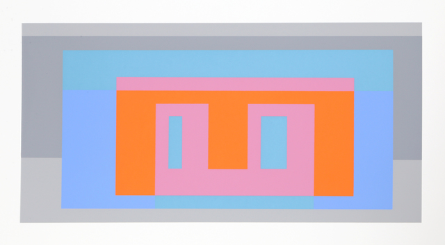 Josef Albers, 'Variant from Formulation : Articulation', 1972, RoGallery
