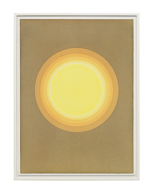 , 'Subsaharan dusk study no 10,' 2018, i8 Gallery