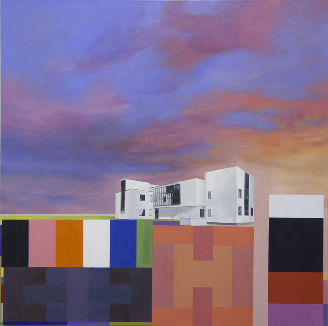 , 'Gropius Landscape, Master's House,' 2014, 532 Gallery Thomas Jaeckel