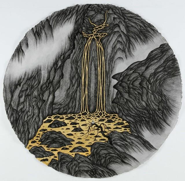 Yao Jui-chung 姚瑞中, '《千巖萬壑:觀瀑圖》', 2018, Der-Horng Art Gallery