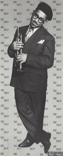 William Gottlieb, 'Dizzy Gillespie', ca. 1947, Elizabeth Houston Gallery
