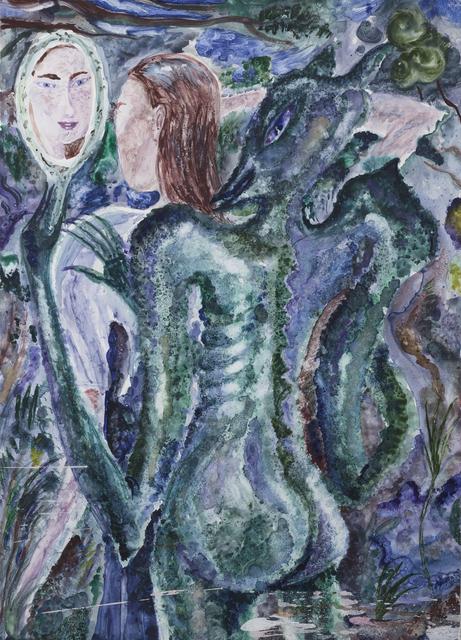 , 'No Fear,' 2017, Galleri Magnus Karlsson