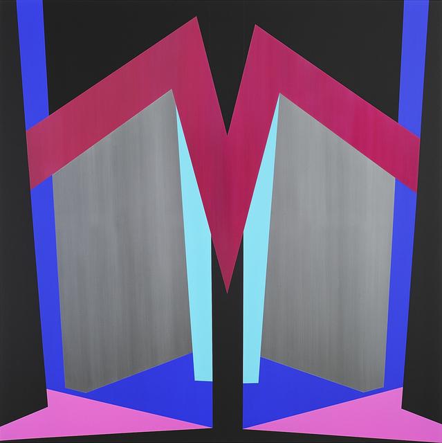 , 'Ajar,' 2016, Charles Nodrum Gallery