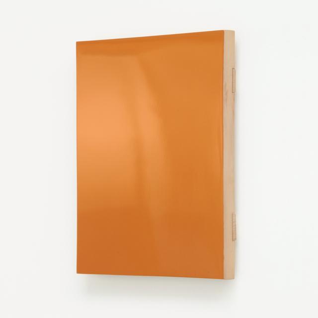 , ''Corvette GMAtomic Orange - Met',' 2007, Kusseneers