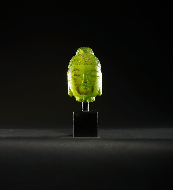 , 'Mini Buddha - Lime Green,' , CODA Gallery
