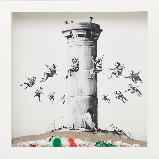 Banksy, 'Walled Off Box Set', 2017, Rago