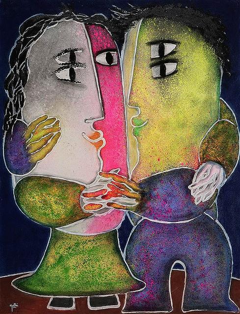 , 'Couple,' 2002, Gallery 901