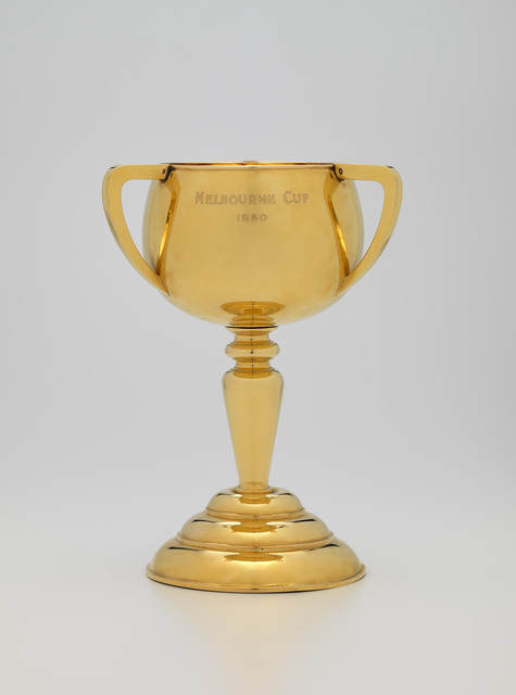 , 'Melbourne Cup,' 1930-1980, National Gallery of Victoria
