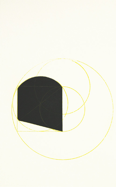 , 'Circle Triangle Square,' 2002, Crown Point Press