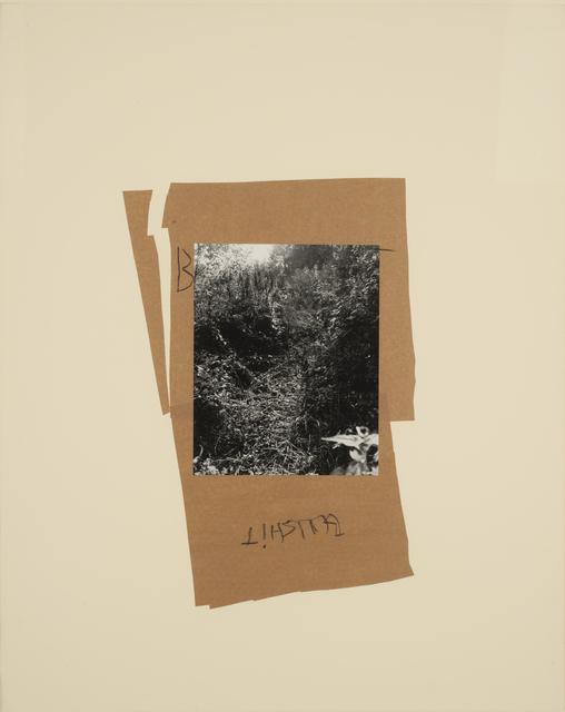 , 'B Bullshit,' 1989, Casemore Kirkeby