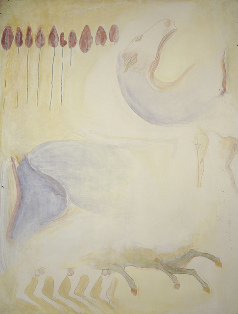 , 'Renvers (Tail to the Wall),' 1980, Barbara Thumm