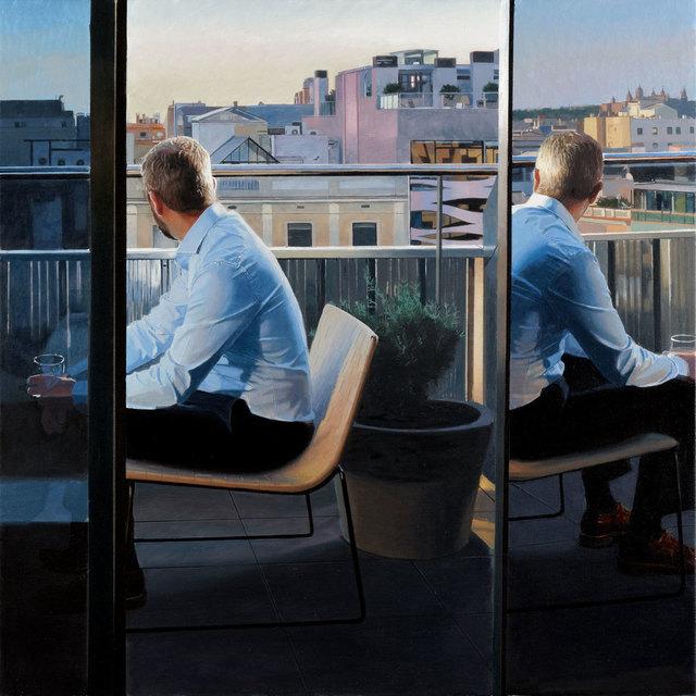, 'Passeig de Gracia, Early Evening,' 2017, Pontone Gallery