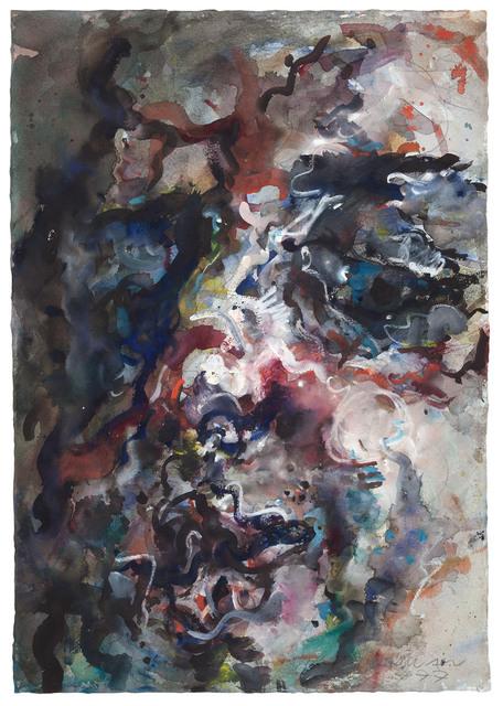 , 'Face landscape ,' 1977, Galerie Michael Hasenclever