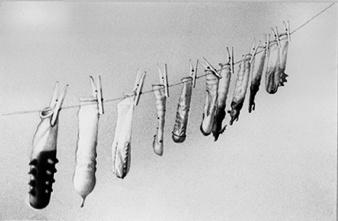, 'Washing day,' 1976, Richard Saltoun