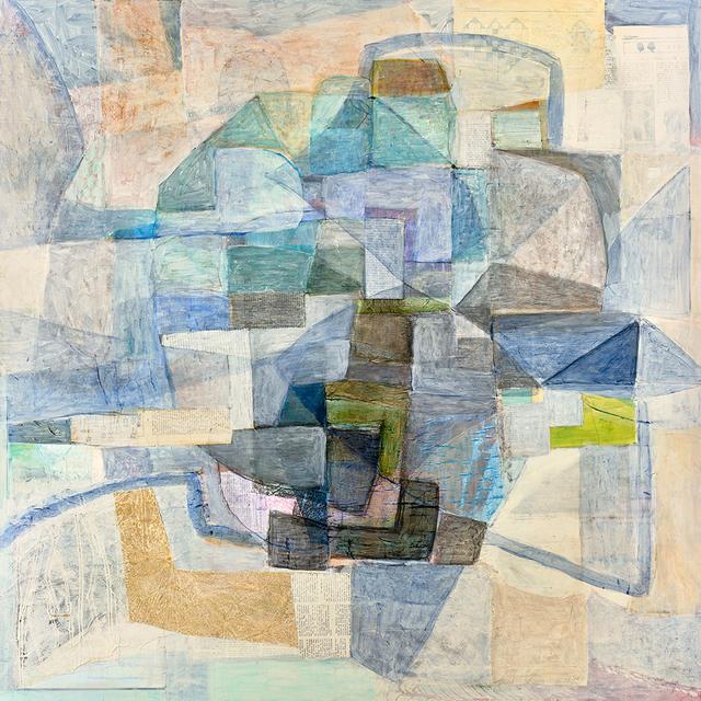 Eva Isaksen, 'Pale Puzzle', 2019, Foster/White Gallery