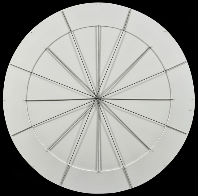 , 'Spazio elastico (Bianco),' 1973, Robilant + Voena