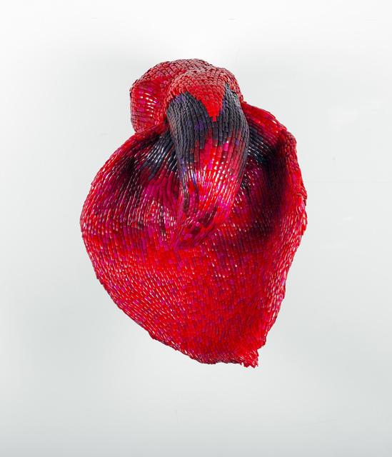 , 'Hooded Lady I ,' 2017, Richard Taittinger Gallery