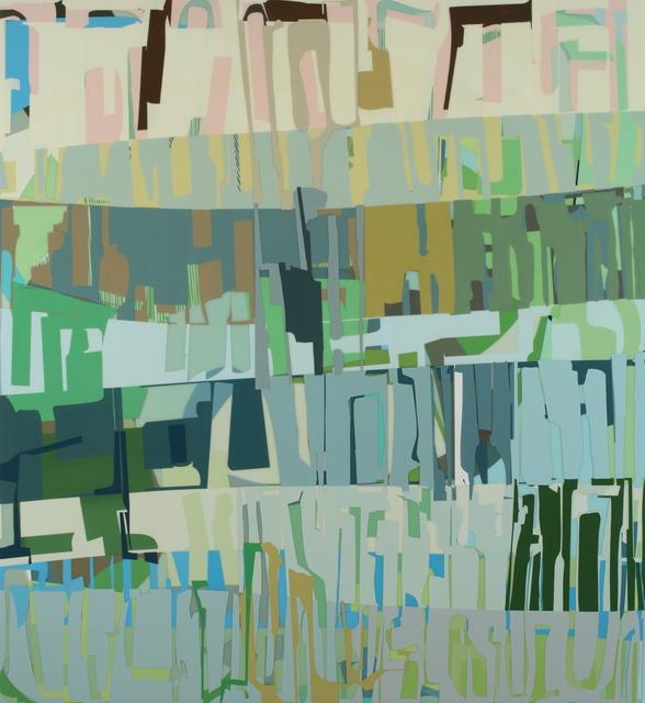 Susan Dory, 'Golden Chain', 2017, Winston Wächter Fine Art